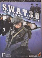 SWAT S.W.A.T. 3.0 LAW ENFORCEMENT FEMALE HOTTOYS HOT TOYS 1/6 FIGURE