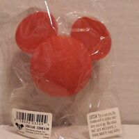 Vintage Disney Red Mickey Mouse Antenna Topper *Rare Retired* original bag NEW