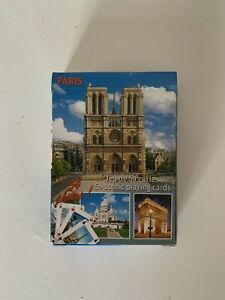 Playing Cards Paris Pictures French