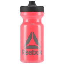Reebok Stiftung Sport Wasser Trinkflasche 500ml Pink