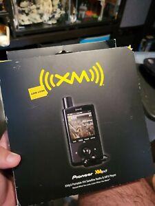 Euc Pioneer GEX-XMP3 Portable XM Satellite Radio Receiver HOME KIT SIRIUS read