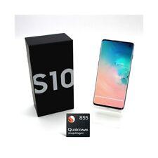 "SMARTPHONE SAMSUNG GALAXY S10 128GB PRISM WHITE BIANCO 6,1"" SNAPDRAGON G973U1."