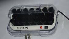 REVLON PROFESSIONAL HEATED HAIR  STYLER  CURLERS  20 ROLLERS  20 PINS