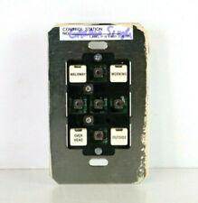 LiteTouch/ Savant 4 Button Metro Keypad Dimer (Almond) 321