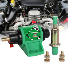 Universal 12D Electric Fuel Transfer Booster Diesel Oil Pump 35 GPH 4-7PSI 12V