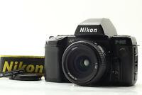 [Near Mint] Nikon F-801 35mm SLR Film Camera AF NIKKOR 28mm F2.8 Lens Japan#4444
