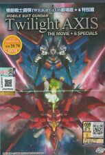 Anime DVD Mobile Suit Gundam : Twilight Axis The Movie + 6 Specials English Sub