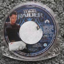 Lara Croft Tomb Raider UMD for Sony PlayStation PSP Video Movie RARE