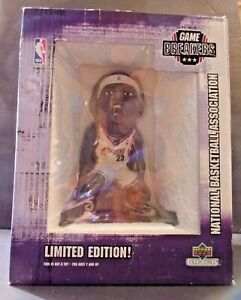 Limited Edition NBA Game Breakers LeBron James Upper Deck Collectibles