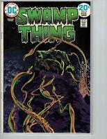 SWAMP THING #8 FEB 1974 FINE 6.0 DC COMICS - BERNIE WRIGHTSON