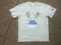 Uniqlo Nippon Omiyage Keiko Sootome Men's Small Short Sleeve Graphic Tee T Shirt