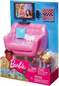 Barbie Indoor Furniture - Choose Set