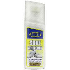 50ml Scarpa sbiancante per le calzature POLACCO Trainer SHINE restauratore nuovo look pulito