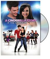 A Cinderella Story: If the Shoe Fits DVD NEW