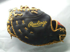 """1st Base Rawlings PRO-FBY 11 """" Youth Mark McGwire Pro RHT Right Throw Glove Mit"""