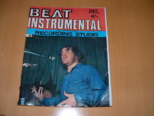 Beat Instrumental Magazine - Issue No. 80, Dec 1969