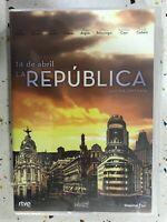 14 DE ABRIL LA REPUBLICA SEGUNDA 2ª TEMPORADA 2 NUEVA PRECINTADA 6 x DVD 3T