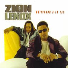 Motivando a la Yal by Zion & Lennox (CD, May-2004, Sony BMG)