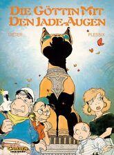 DIE GÖTTIN MIT DEN JADE-AUGEN - DIETER / PLESSIX - CARLSEN 1993 - TOP