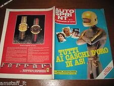 AUTOSPRINT 1983/48=CASCO D'ORO=ALFA ROMEO TZ2=RALLY RAC=TEST FERRARI 512 BBI=