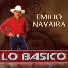 FREE US SHIP. on ANY 2 CDs! NEW CD Emilio Navaira: Basico Original recording rem