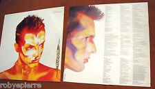 Disco LP 33 giri vinile BANDIDO Miguel Bosé CBS 26160 1984 vendo vinili vintage