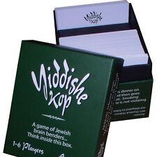 Yiddishe Kop - The Game of  Jewish Brain Teasers