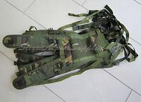 BULK LOT OF 10 BRITISH ARMY SURPLUS PLCE DPM INFANTRY BERGEN DAYSACK YOKE SG-
