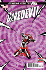 Daredevil #18 RUNNING  WITH  THE  DEVIL SOULE MILLA