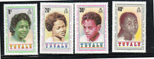 TUVALU #125-128  1979   INTERNATIONAL YEAR OF THE CHILD  MINT VF NH O.G  a