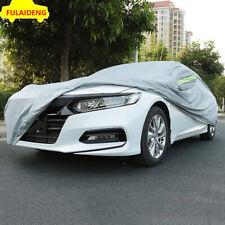 For Honda Accord 18-21Car Cover Waterproof Anti Heat Sun UV Dust Rain Protection