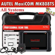 Autel MK808TS TPMS All System Car Diagnostic Scanner Key Coding OBD2 Code Reader