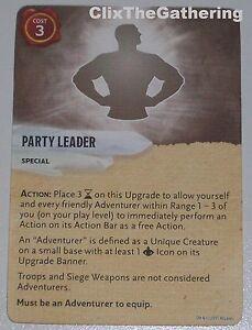 Fête Leader Dungeons And Dragons Donjons et Dragons Attack Wing Rage Demons
