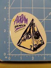 Nos Adrian Demain - Kasai Designs - Skateboard Sticker