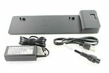 HP UltraSlim Docking Station 2013 For Elitebook Laptops with Ac Adapter #1