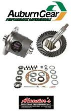 "GM 10 BOLT 8.5"" 8.6"" 30 SPLINE AUBURN POSI + 4.10 RING & PINON + MASTER KIT PKG"