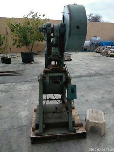 Alva Allen BT-12 Mechanical 12 Ton Punch Press