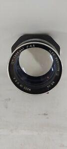 "ILEX PARAGON  12"" INCH, 305 MM F:4.5 Lens Make Offers!"