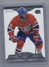 13-14 2013-14 DOMINION P.K. SUBBAN BASE CARD /299 51 MONTREAL CANADIENS