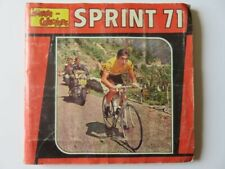 257 - Album Panini cyclisme - Sprint 71 - Jeunesse collection - Collector