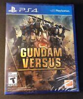 Gundam Versus (PS4) NEW