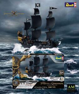Pirates Of The Caribbean - Revell Kit Modellismo 1/150 Black Pearl - Facile Clic