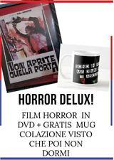 NON APRITE QUELLA PORTA DVD TOBE HOOPER / The Texas chain saw massacre con mug