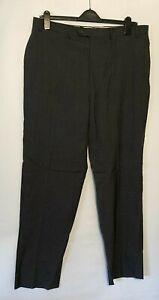 Lauren Ralph Lauren Chinos Trousers Men's Grey W38 L34 Wool