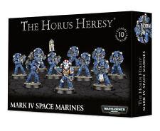 Games Workshop Warhammer 40K: The Horus Heresy - Mark IV Space Marines