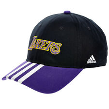 adidas 3S LA Lakers Cap NBA Kappe X28565 Base Cap Basketball Los Angeles Fan neu