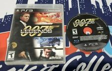 Playstation 3 PS3 Video Game: 007 Legends