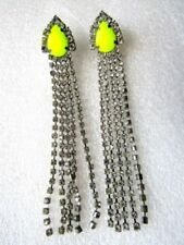 Rhinestone Unbranded Religious Fashion Earrings