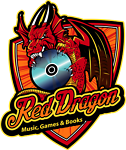 Red Dragon Music, Games & Books