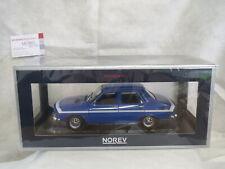 Renault 12 Gordini Bleu de France 1:18 Norev